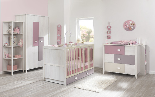Charly nursery roomset - girls