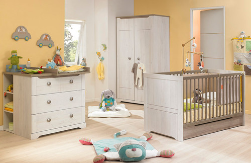 Louise nursery roomset