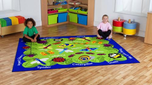 Back to Nature Mini Beast Carpet