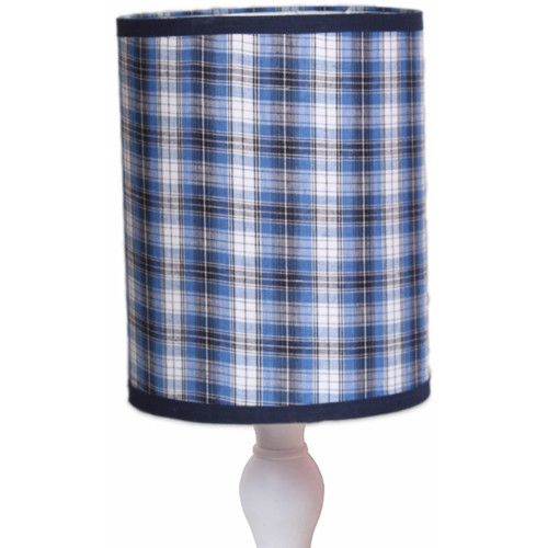 Lampshade - Check (Small)