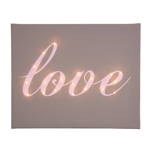 Love- Italic