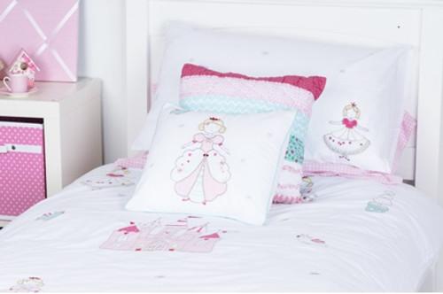 Princess Fairy Duvet Set - Cot