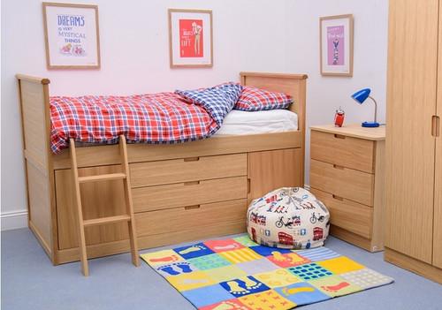 Treehouse Furniture Oakhouse Roomset