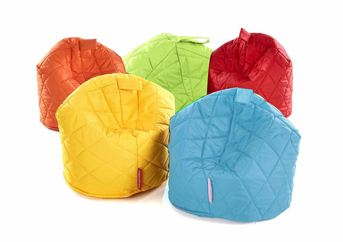 Quilted Toddler Beanbags - Pack of 5