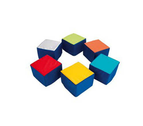 Cube Seating - Pack of 6