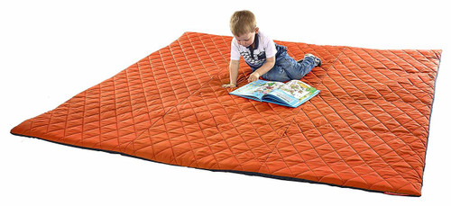 Quilted Square Outdoor Mat - 2m x 2m
