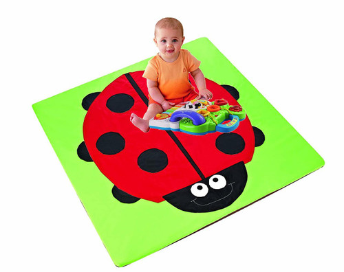 Small Outdoor Mat with Bug Designs