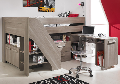 Manhattan Cabin Bed