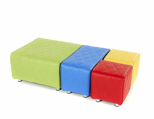 Junior Break Out Square 4 Seater