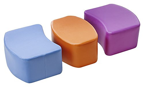 Crescent Modular Seating - Set of 5