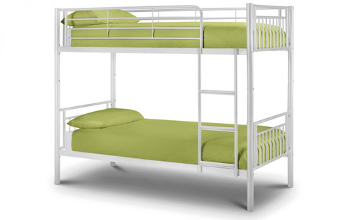 Atlas Bunk Bed - All White