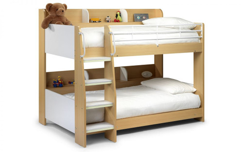 Domino Bunk Maple