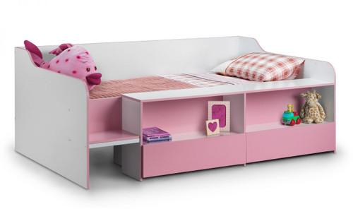 Stella Low Sleeper Pink