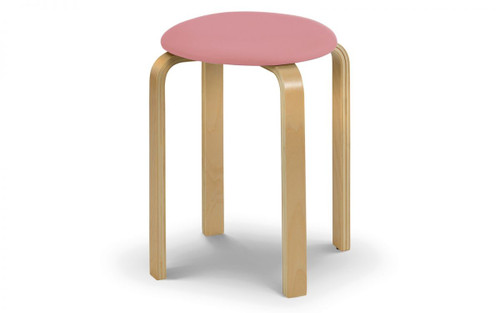 Dandy Stool Pink