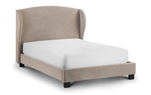 Blenheim Velvet Wing Bed 150cm