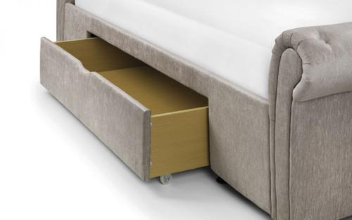 Ravello Fabric Bed 150cm
