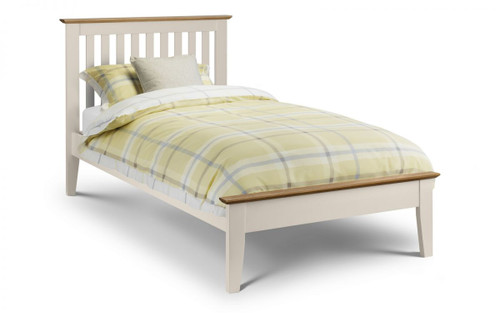 Salerno Shaker Bed 90cm Two Tone