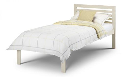 Slocum Bed Stone White 90cm