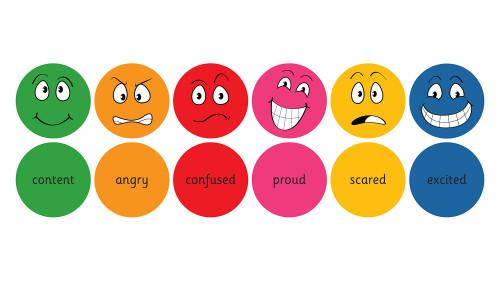English Emotions™ Cushions Pack 2 - 6 Cushions