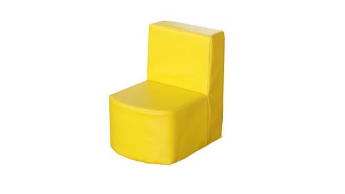 Rainbow™ Modular Seating Unit Chair - Sunflower Yellow