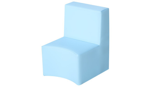 Modular Seating Unit Chair - Sky Blue