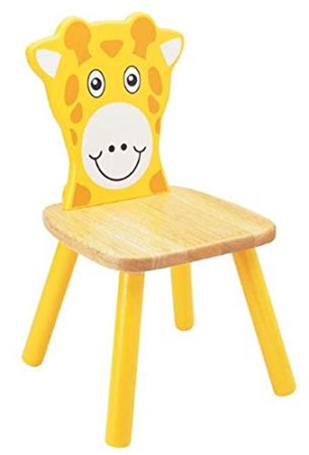 Children's Wooden Giraffe Chair