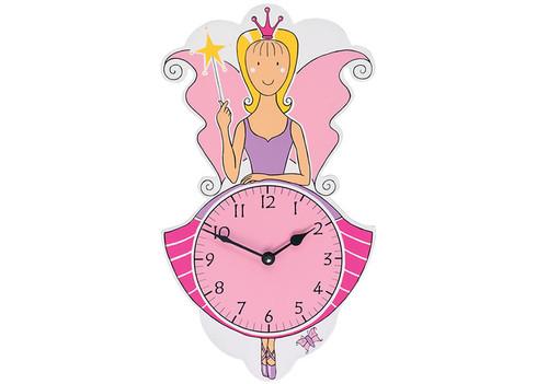 Fairy Katie Wall Clock