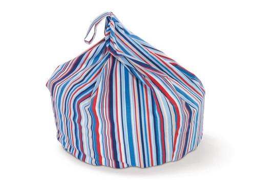 Sky Stripe Bean Bag