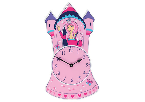 Fairytale Princess Wall Clock