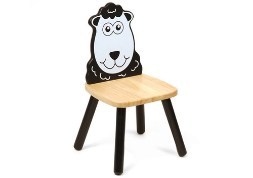 Children's Wooden Sheep Chair