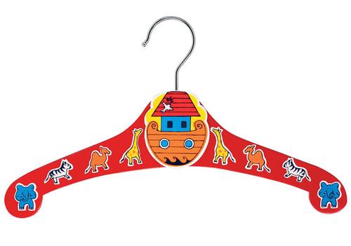 Set of 5 Noah's Ark Clothes Hangers