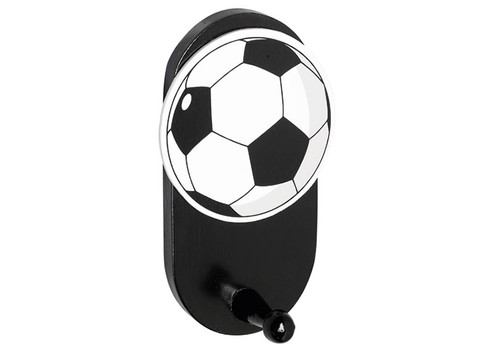 Football Single Clothes & Coat Hook