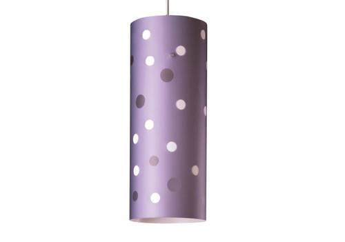 Polka Dot Regular Ceiling Light- Lilac