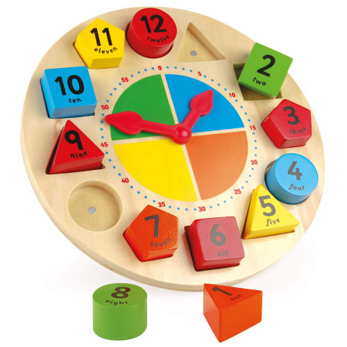 Sorting and Teaching Clock