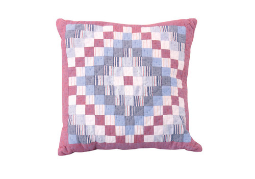 Kinsale Cushion Small Patchwork