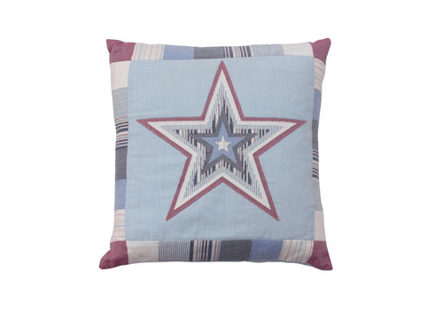 Kinsale Single Star Cushion