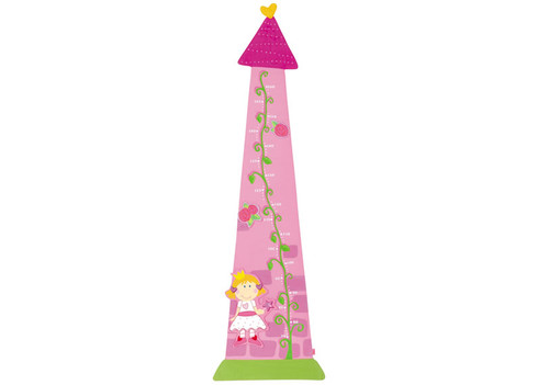 Fabric Princess Height Chart