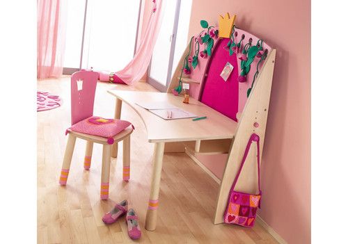 Sleeping Beauty Desk and Chair Set