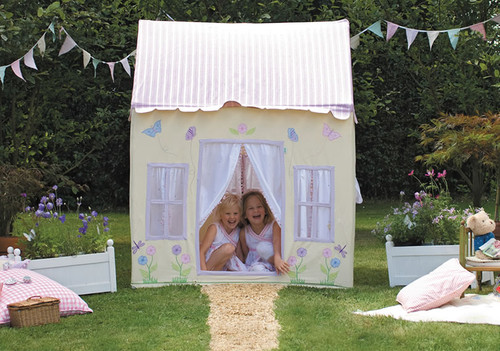 Butterfly Cottage Large Play Tent