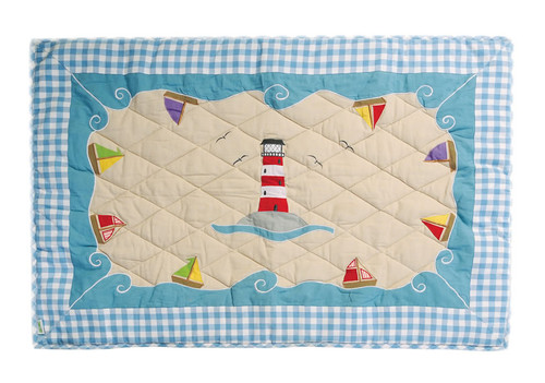 Boat House Floor Quilt