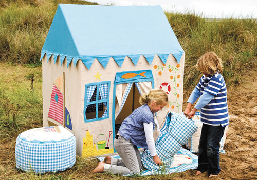 Boat House Large Play Tent & Floor Quilt