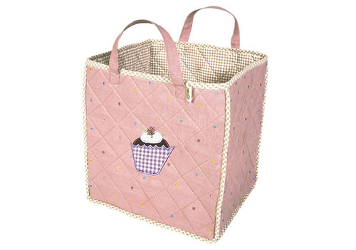 Gingerbread Toy Bag