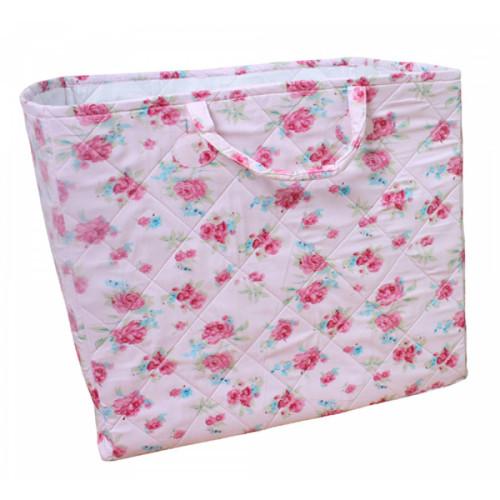 Rosie Floral Storage Bag