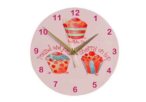 Fairycake Wall Clock