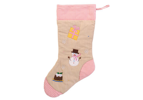 Girl's Christmas Stocking