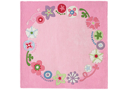 Ring a Rosy Rug