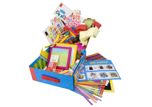 Crafty Activities Box