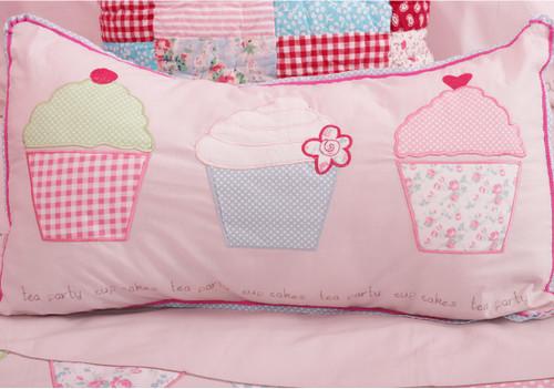 Tea Party Cushion