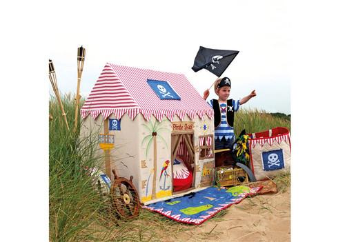 Pirate Shack Playhouse & Floor Quilt Bundle