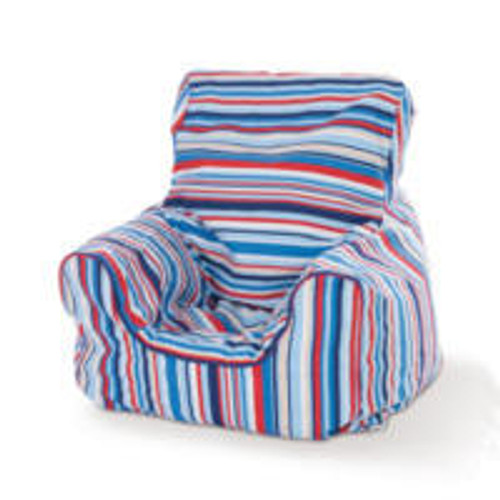 Sky Stripe Bean Chair - Cover Only